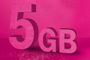 Telekom 5GB LTE geschenkt