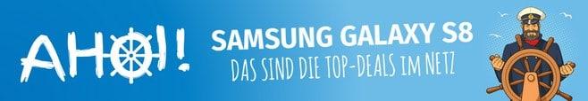 Samsung Galaxy S8 mit Vertrag