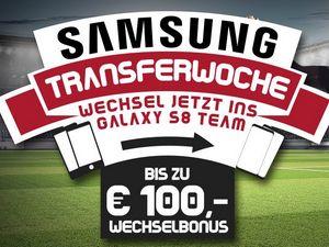 Samsung Transferwoche