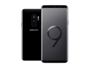 Vodafone Smart XL + Samsung Galaxy S9